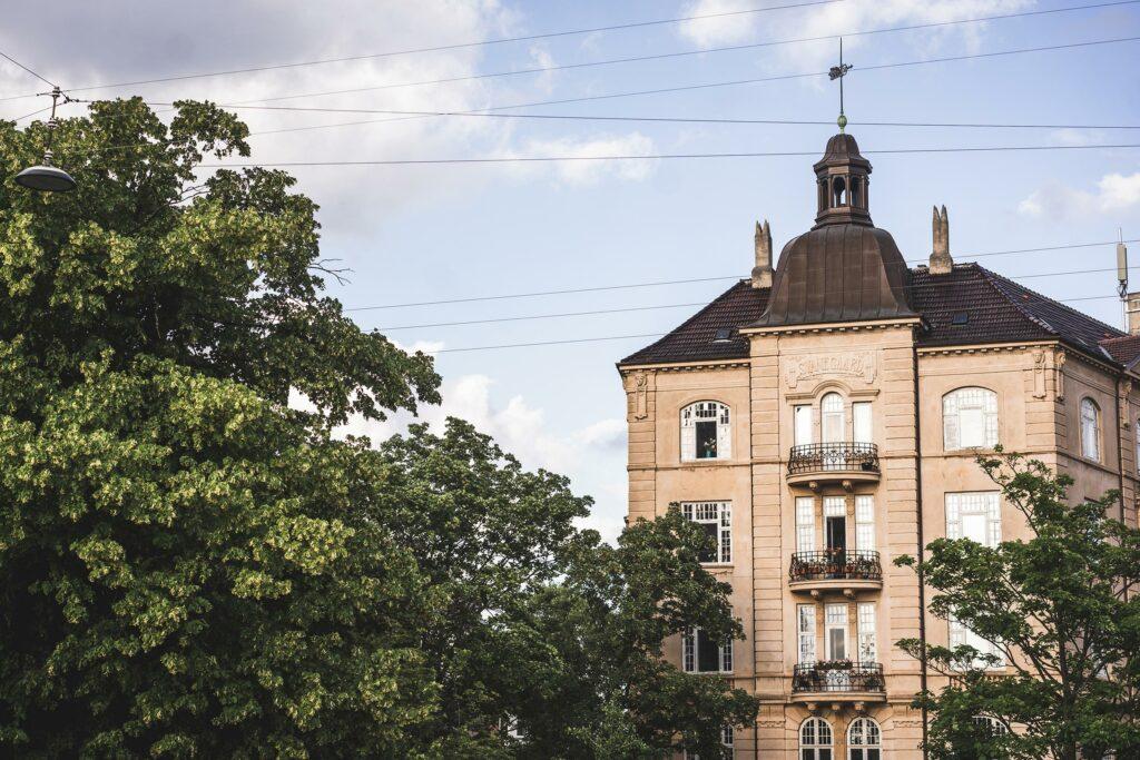 Andelsbolig på Østerbro