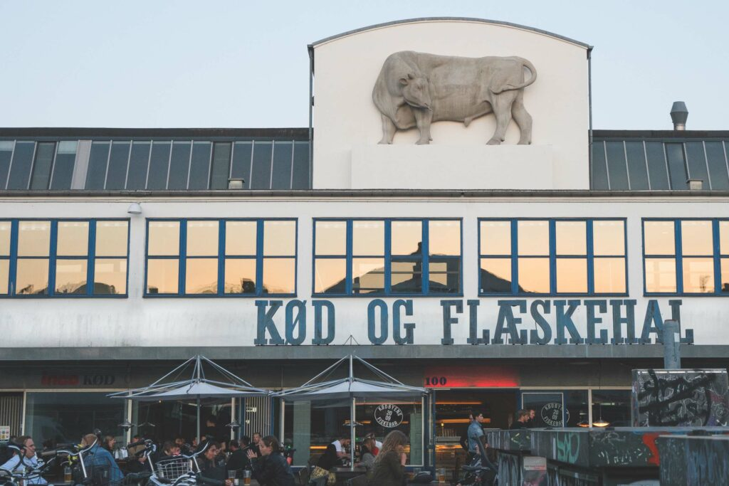 Restaurant i Kødbyen på Vesterbro