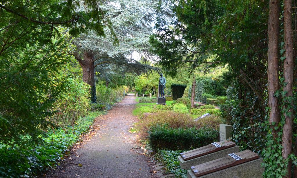 Vestre Kirkegård i Sydhavnen
