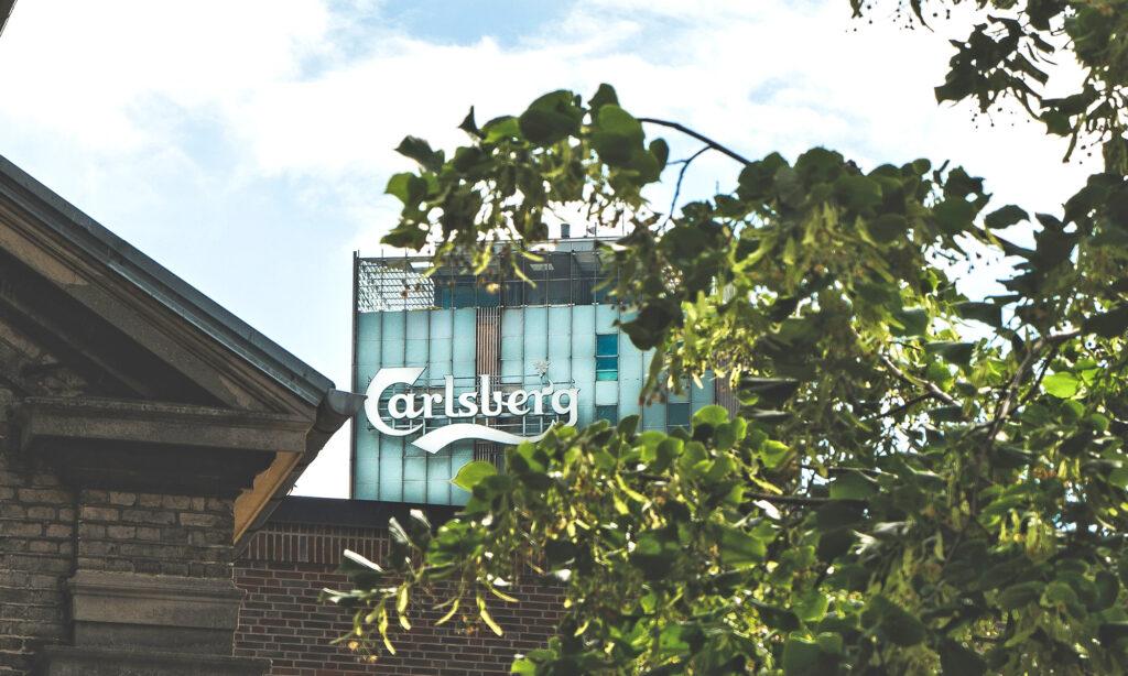 Carlsberg tårnet i Valby